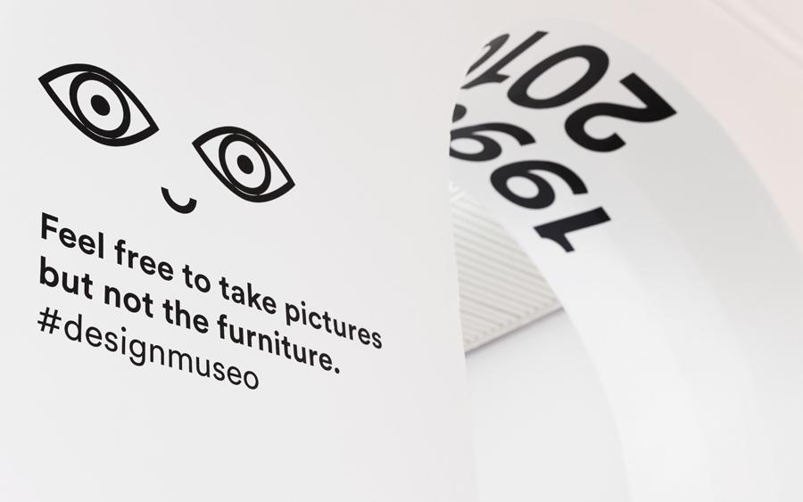 芬兰设计博物馆品牌设计vi设计,环境系统设计