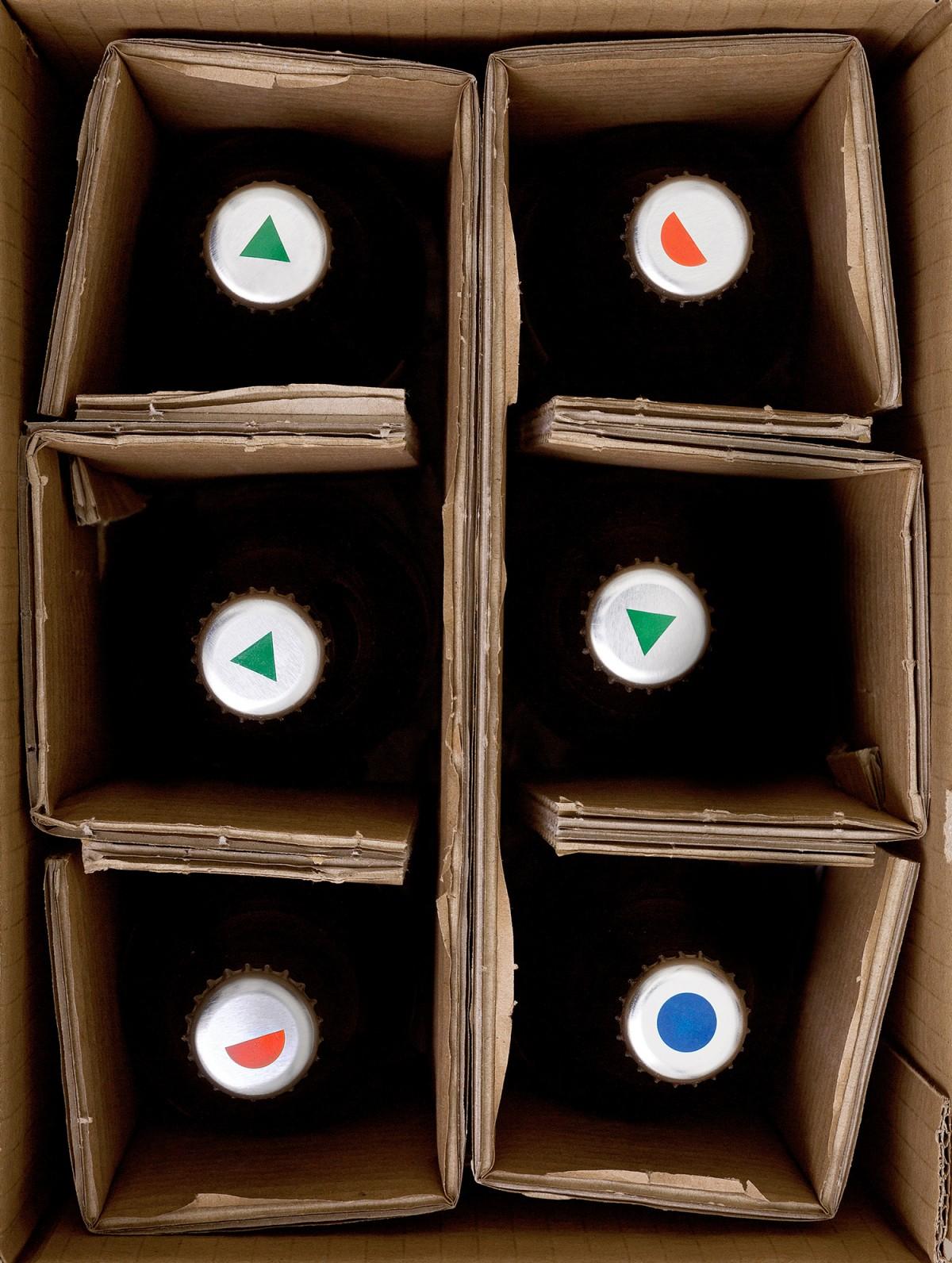 德国啤酒St. ERHARD品牌定制包装盒设计制作