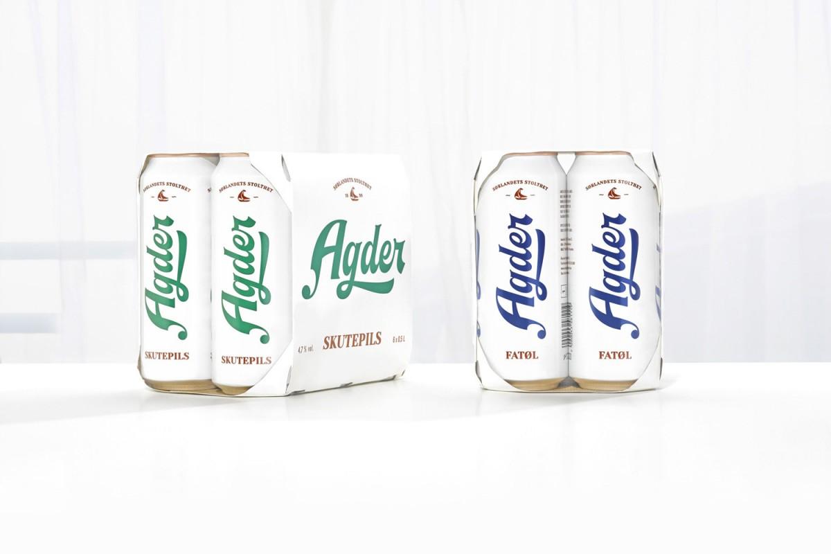 啤酒产品包装设计欣赏