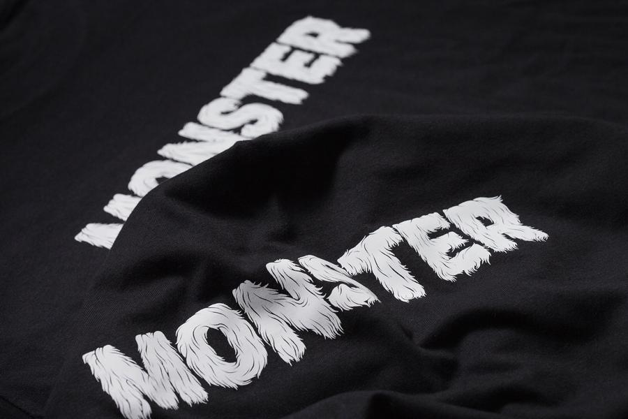 Monster影视娱乐公司国际品牌设计,vi形象设计