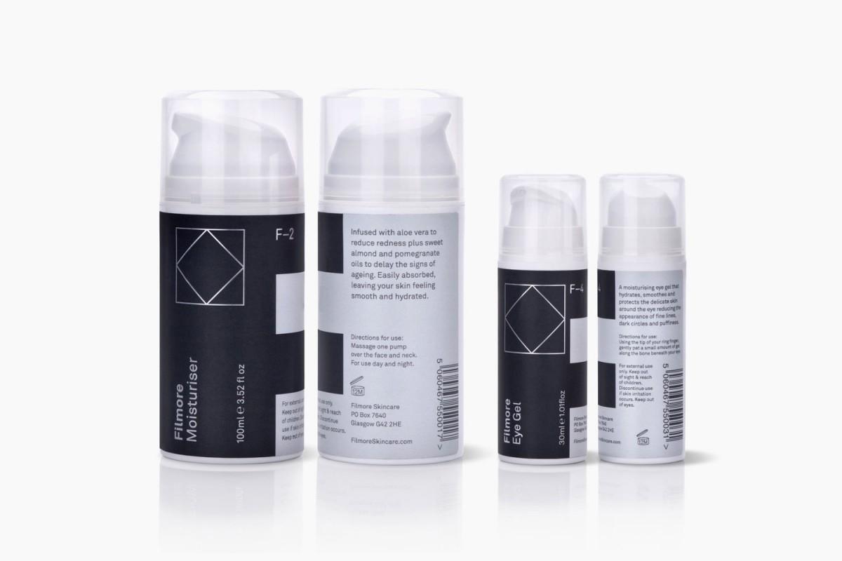 Filmore护肤品牌定位策划 ,产品包装设计