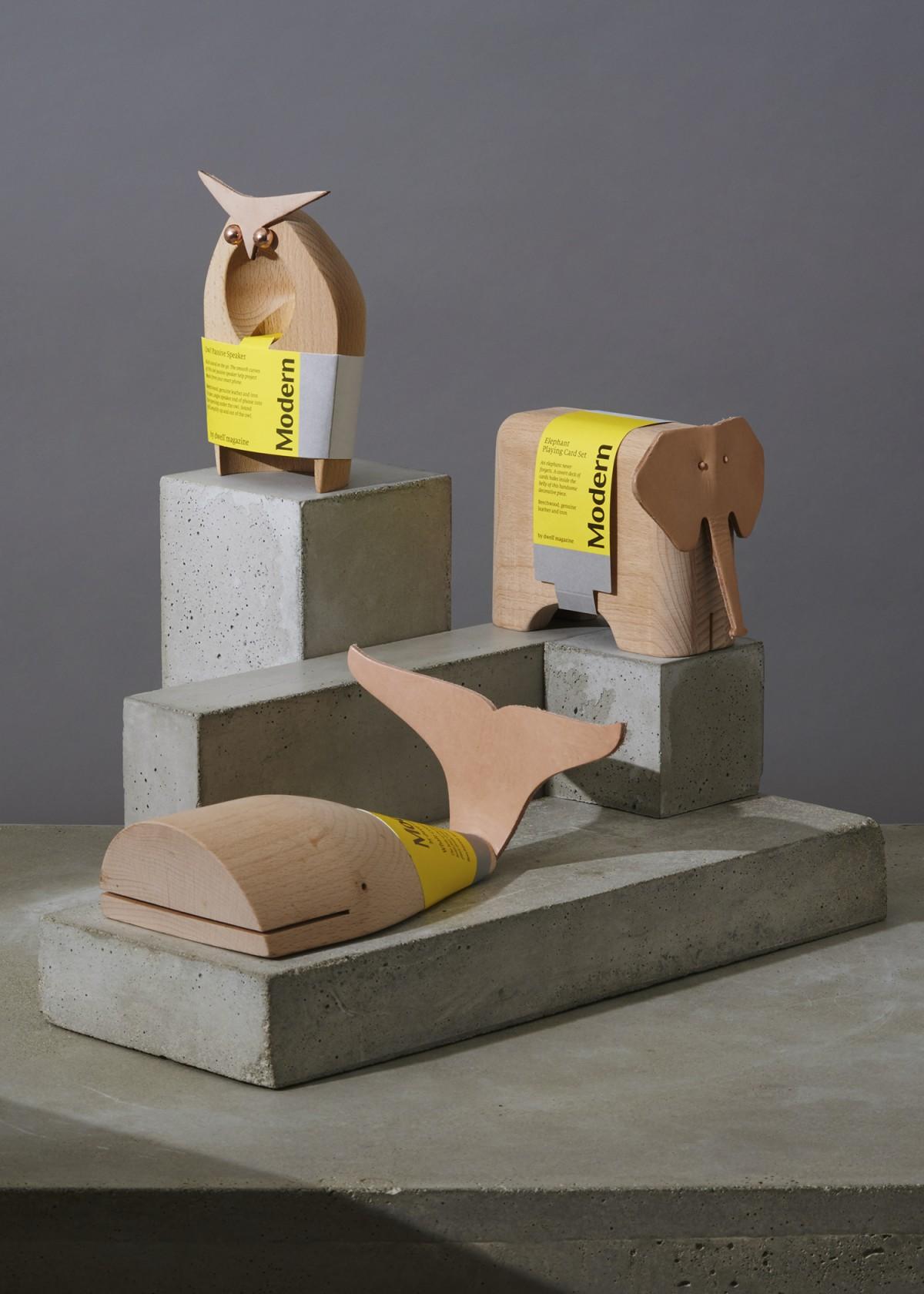 现代家具杂志Modern品牌形象塑造,产品包装设计