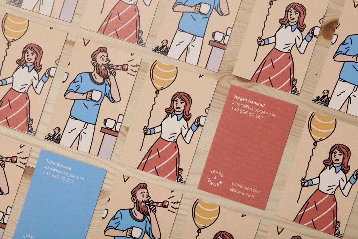 挪威roastery咖啡在线订购品牌包装设计,品牌形象策略