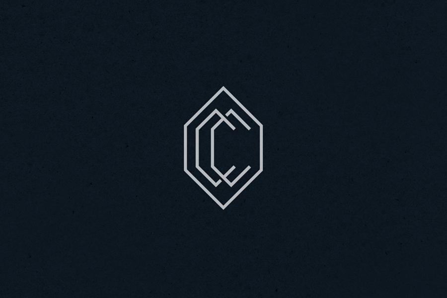 伦敦CCBar酒吧品牌形象塑造vi设计,logo设计