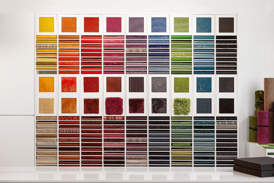 Ogeborg地毯品牌形象塑造 ,vi企业形象设计