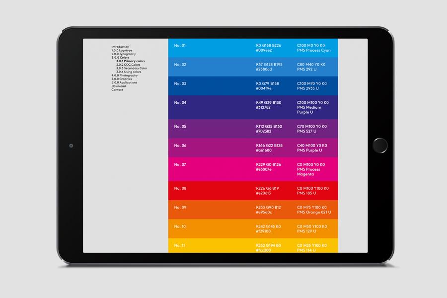 Ogeborg地毯品牌形象塑造 ,vi企业形象设计,自适应网站设计