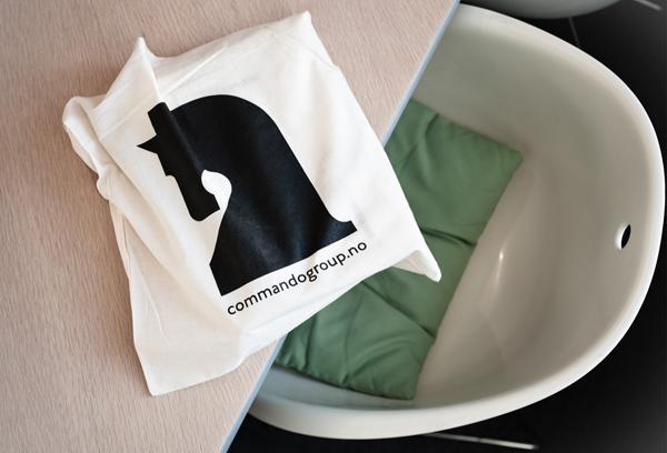 Commando集团企业logo设计 ,T恤衫设计