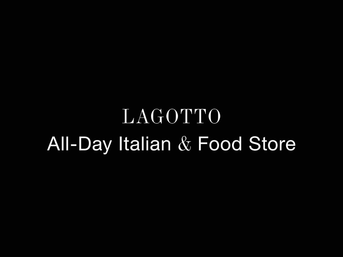 Lagotto特色餐饮品牌设计,字体设计