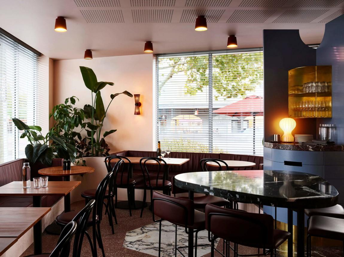 Lagotto特色餐饮品牌设计,餐厅空间设计