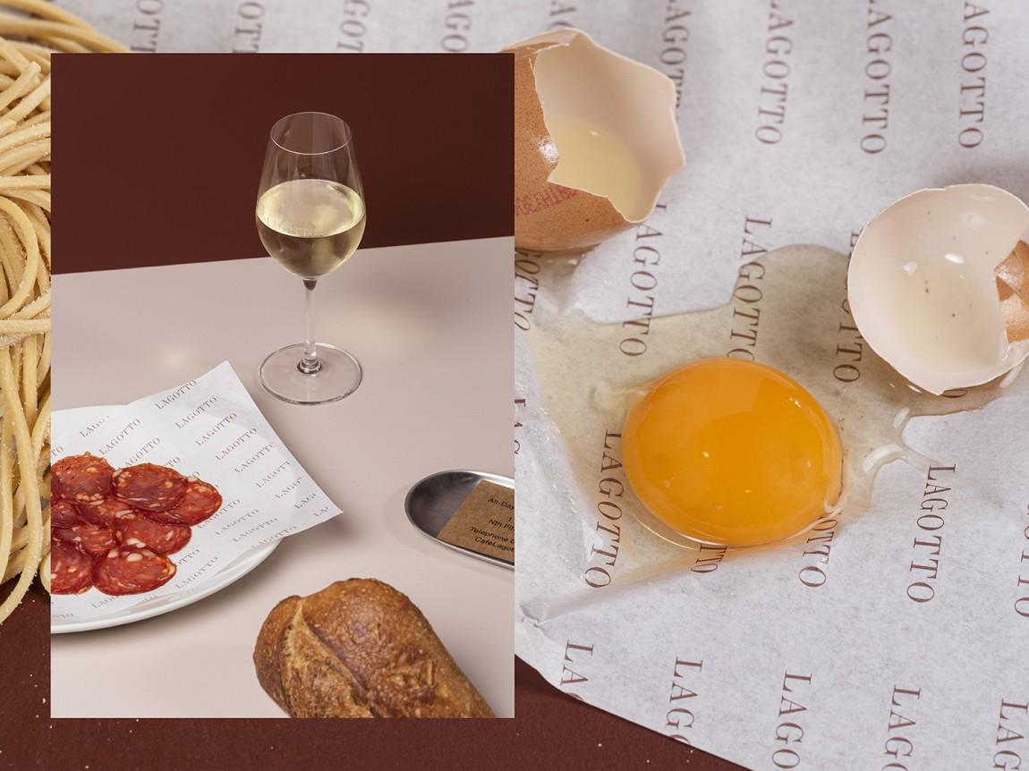 Lagotto特色餐饮品牌设计,品牌摄影