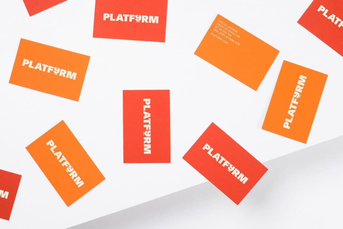 联合办公空间企业vi形象设计项目,名片设计