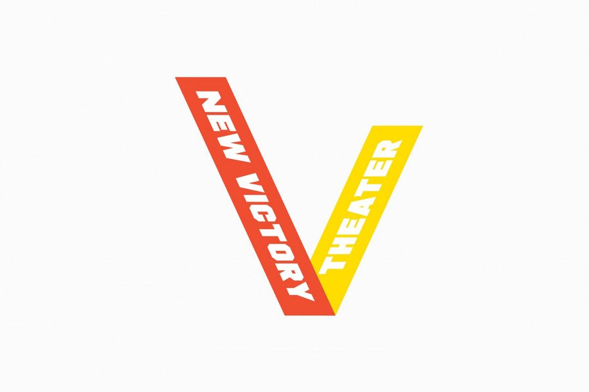 纽约新胜利剧院vi视觉设计方案,logo设计