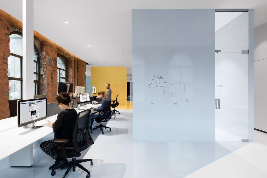 办公室创意装修设计