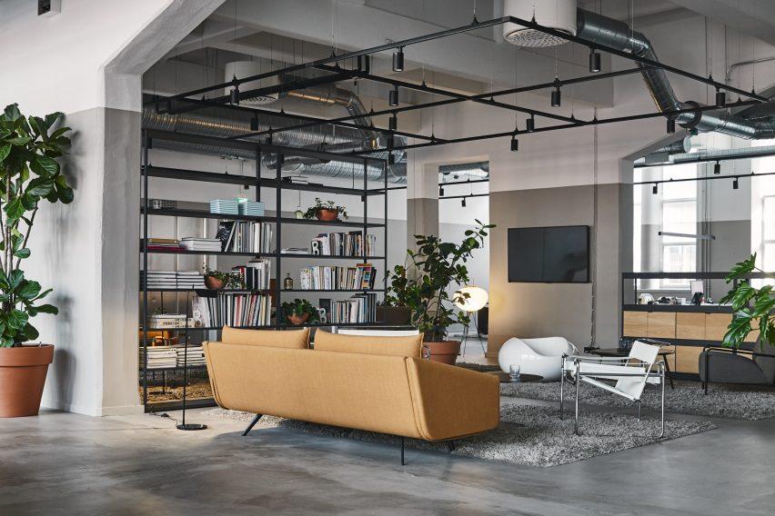 开放式办公室设计
