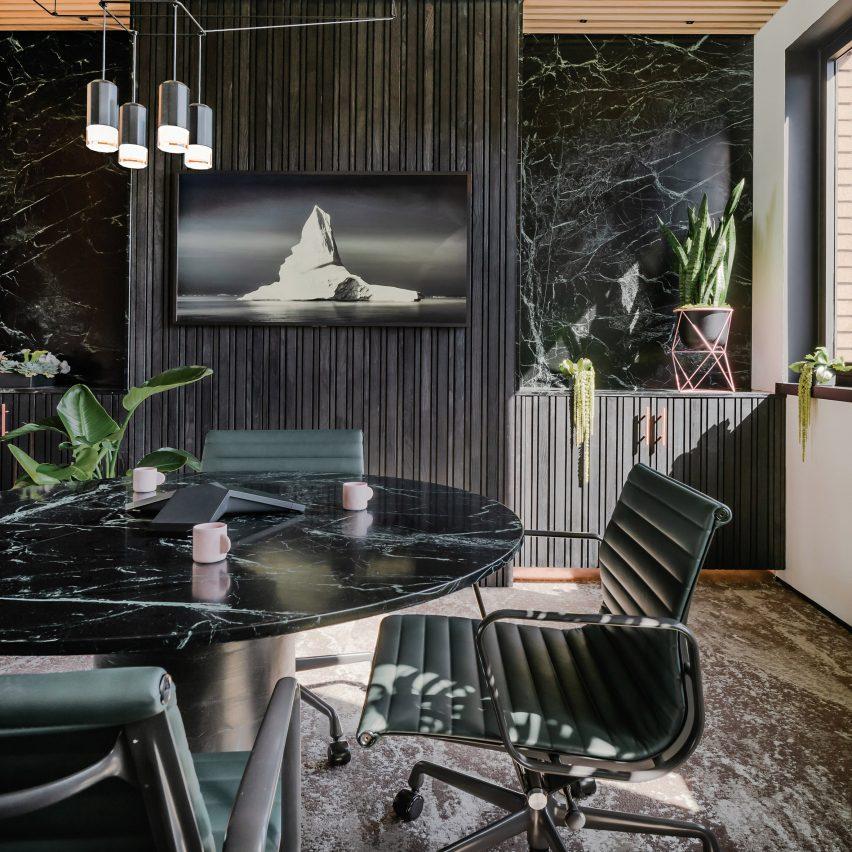 联合办公空间办公室室内设计布局