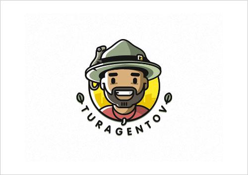 杭州商标设计公司整理:20个国外圆形经典商标设计