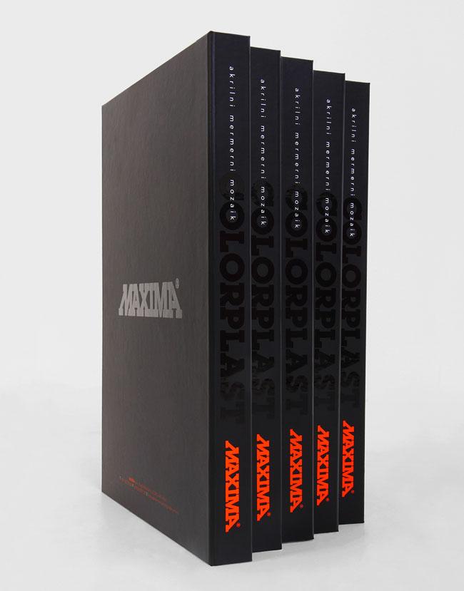 马赛克装饰品牌宣传画册设计制作