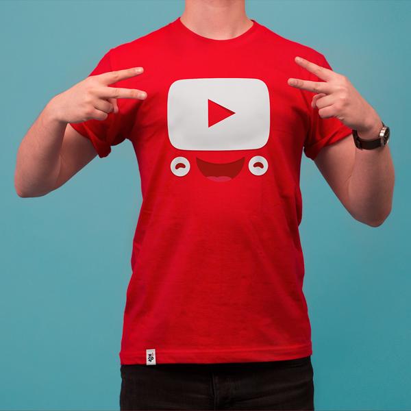 有趣的品牌形象设计能使YouTube对儿童更友好
