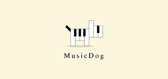 上海logo设计公司整理:19个音乐元素logo设计