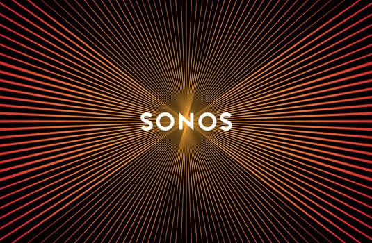 Sonos世界领先的家庭智能无线音响制造商vi品牌形象设计