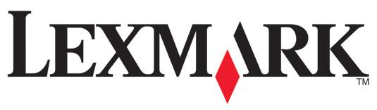 全球著名的激光打印机制造商Lexmark商标logo设计