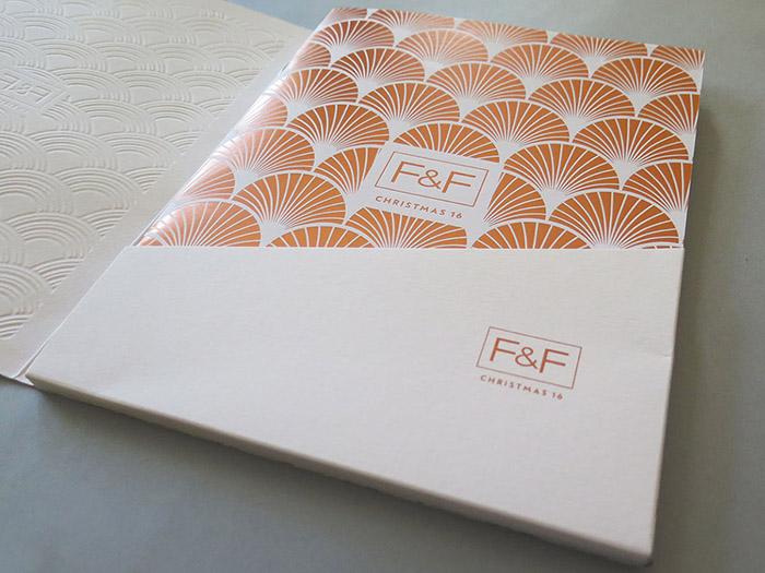 珠海画册设计公司分享:圣诞画册设计