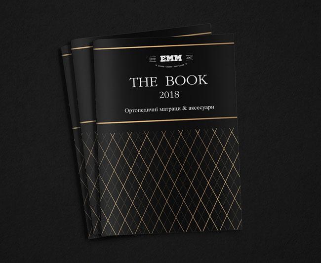 5个酷黑集团画册设计欣赏