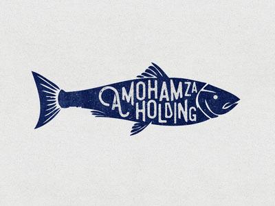 上海标志设计公司分享: 40个鱼元素经典标志设计