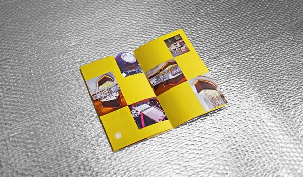 竖版公司画册设计印刷