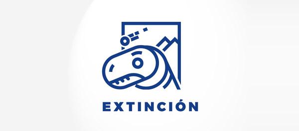 武汉logo设计公司整理:30个恐龙logo设计作品