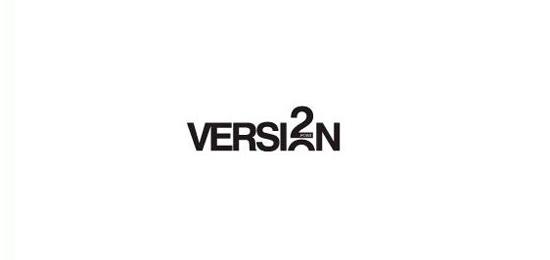 24个公司logo设计,黑白单色展示