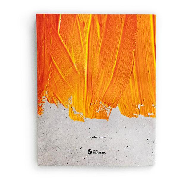 国外陶瓷企业产品画册设计