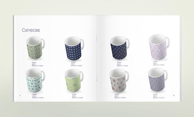 餐具品牌DZ专业画册设计方案