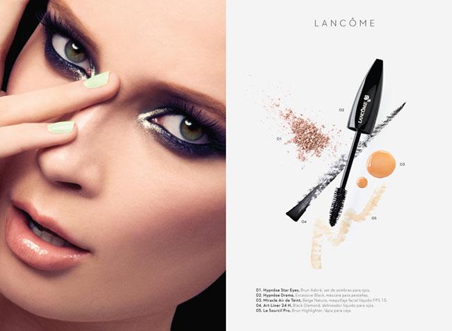 时尚美妆品牌企业画册设计图片