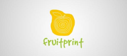 东莞logo设计公司分享:25个指纹图形国外logo设计