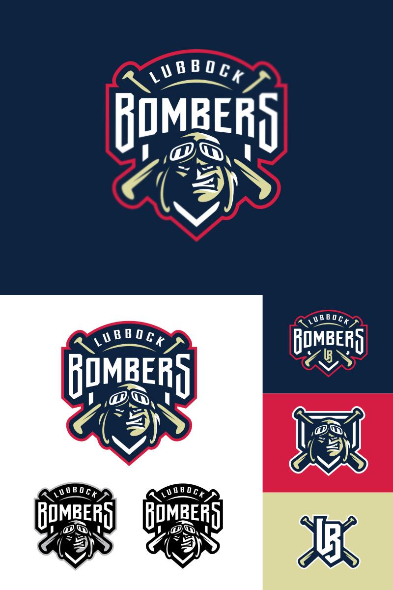 品牌商标设计公司整理:棒球队简单商标设计