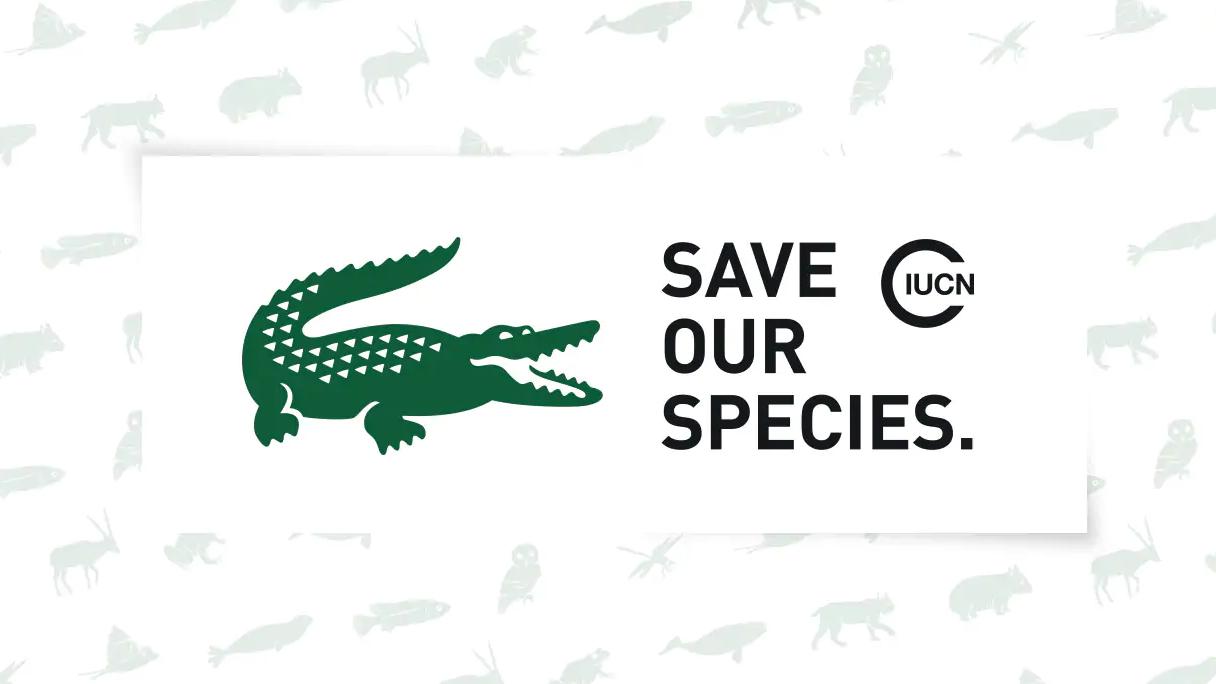 Lacoste品牌营销策划案例:用濒临灭绝的动物图案代替鳄鱼logo