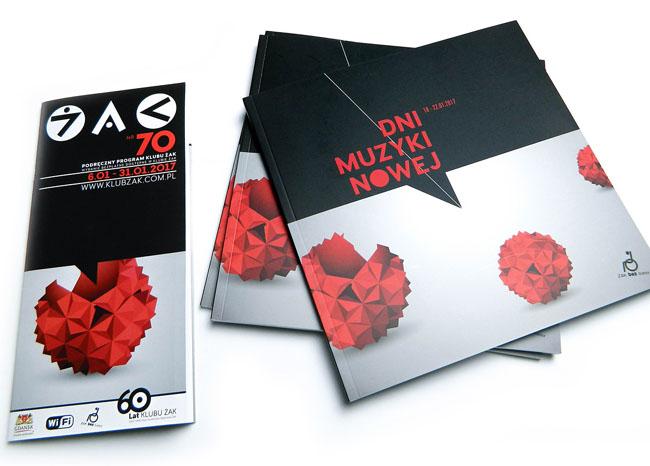 专业画册设计公司音乐节宣传画册设计