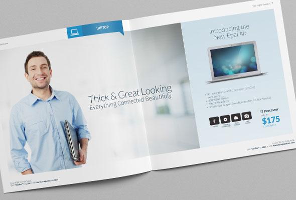 画册设计机构分享:数码产品画册设计