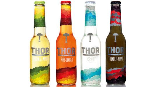 5个国外顶级饮料品牌设计案例