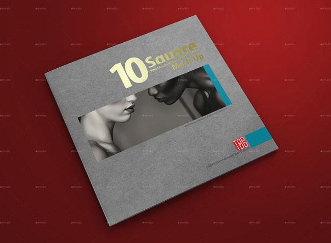 美国高端画册设计模版分享