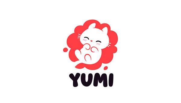 杭州商标设计公司推荐:猫咪图形品牌商标设计