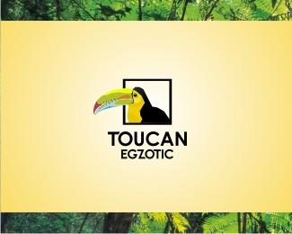 深圳商标设计公司推荐:巨嘴鸟食品商标设计