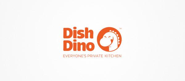 上海商标设计公司分享:17个恐龙图形企业商标设计