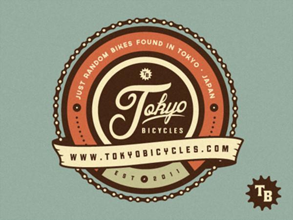 75个复古风格有创意的logo设计