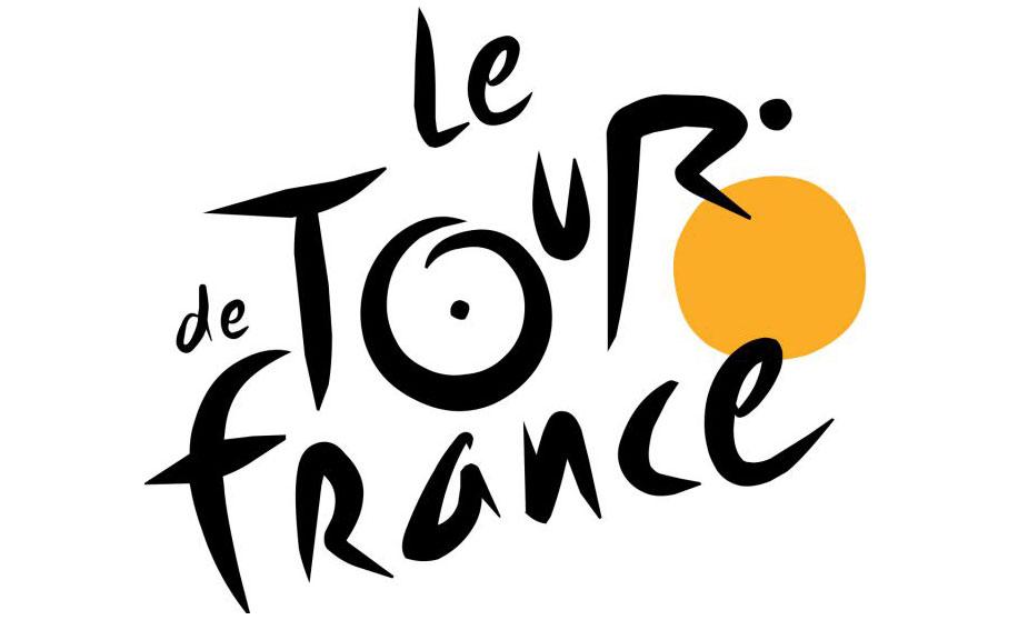 环法自行车赛体育logo设计分析