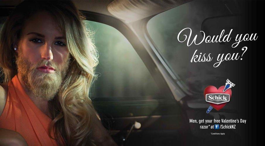 杭州广告设计公司推荐:26个情人节广告设计欣赏
