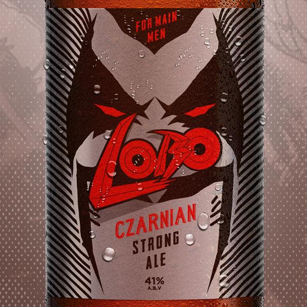 啤酒包装设计创意:电影和漫画没有的反英雄主义
