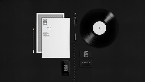 品牌设计是什么:捷克音乐DJ个人品牌策划与设计案例解析