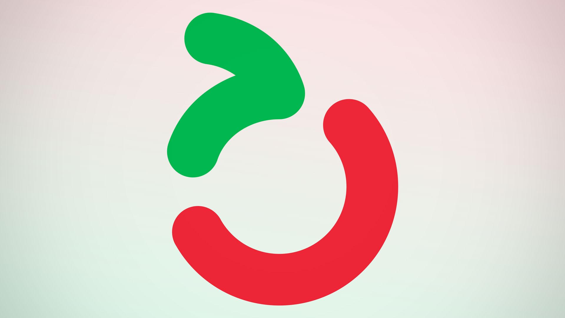 美国苹果协会新苹果标志设计,简洁logo设计